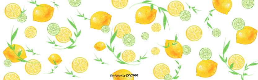 फल नींबू हरी पत्ती आकर्षक संयोजन के हाथ से तैयार की पृष्ठभूमि , सुंदर, पत्ते, व्यवस्था पृष्ठभूमि छवि