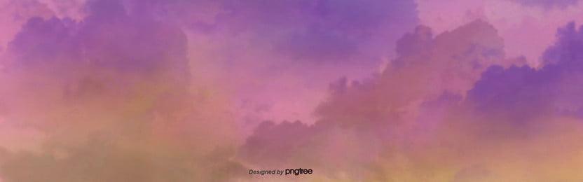 बैंगनी बादलों के आकाश बादलों पृष्ठभूमि , बादल, बादल, शाम पृष्ठभूमि छवि