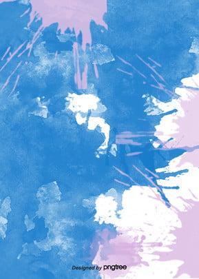 Azul violeta agua fresca Fondo salpicado Salpicadura Tinta El Imagen De Fondo