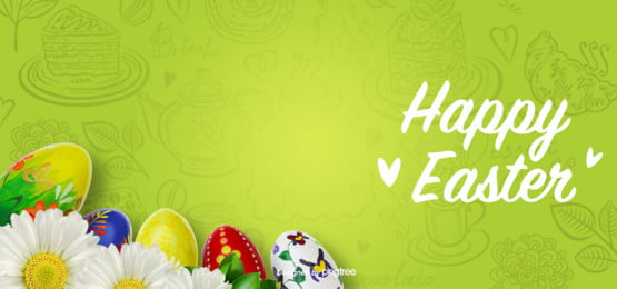 green realistic style colored easter egg background , Realism, Colourful, Magnificent Background image