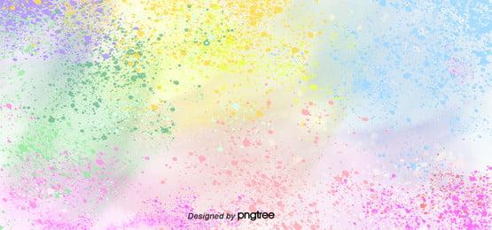 macarron color salpicaduras de sueños de niños , Promoción, Encantador, Salpicadura Imagen de fondo