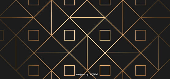 simple business luxury black geometry gold border background , Géométrie, Nordic, Motif Image d'arrière-plan