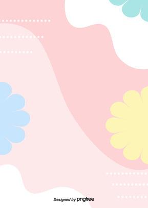 गुलाबी कार्टून लड़की का दिल पंखुड़ियों और रचनात्मक पृष्ठभूमि , रचनात्मक, कार्टून, लड़कियों पृष्ठभूमि छवि