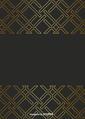 black line luxury geometry golden edge background , Geometric, Northern Europe, Pattern Background image