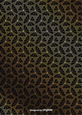 商務簡約奢華幾何金色邊線背景 , 幾何, 北歐, 商務 背景圖片