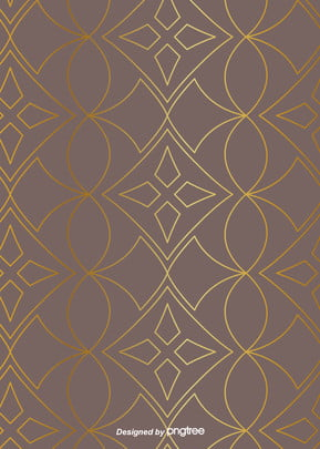 coffee luxury geometric patterns golden line background , Geometric, Northern Europe, Coffee Background image