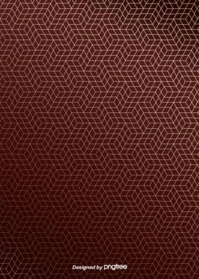 簡約奢華商務幾何金色邊線背景 , 幾何, 創意, 創意背景 背景圖片