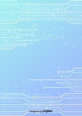 Blue Business Light Emitting Gradient Circuit Background , Luminous Efficiency, Luminescence, Business Affairs Background image