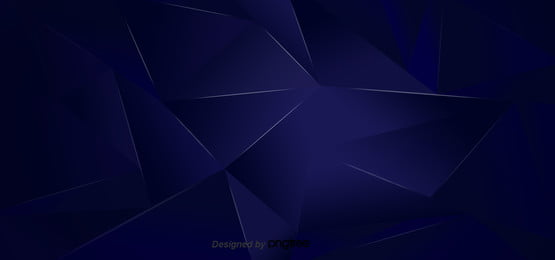 deep blue simple three dimensional business , Triangle, Light, Business Affairs Background image