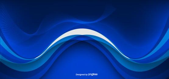 gaya perniagaan stereo latar belakang biru , Corak Geometri, Perniagaan, Teknologi imej latar belakang