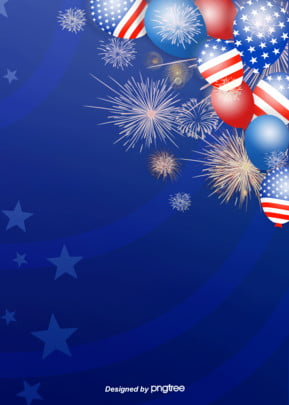 american flag fireworks balloon business background , Business, National Flag, Vintage Background image