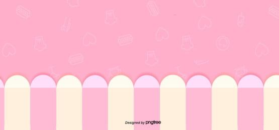 Geometric Background of Pink Girl Heart , Light, Geometric, Girl Background image