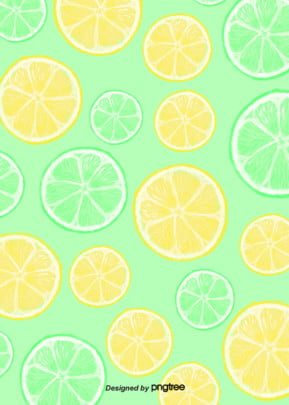 summer fresh lemon theme poster , Summer, Summertime, Lemon Background image