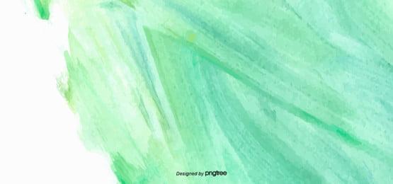 Bright Green Watercolor Background, Creative, Bright Watercolor, Watercolor Style, Background image