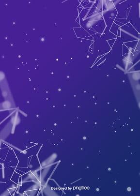 business style purple light emitting circuit gradual background , Luminous Efficiency, Luminescence, Business Affairs Background image