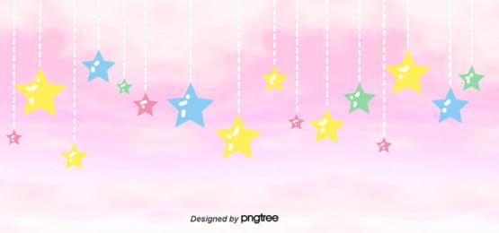 girly fundo fotos de estrelas cor   de   rosa menina , Meninas, Menina Cor - De - Rosa, As Estrelas Imagem de fundo