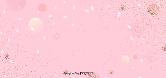 pink girl love gold pink paper gold snow gradual geometry girl heart background , Background, Girly, Geometric Background image