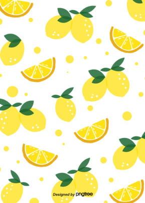 summer fresh fruit lemon theme poster , Leaflet, Summer, Summertime Background image