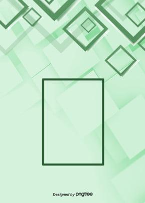 Minimalist Art Block Irregular Stereo Rectangular Green Geometry Background, Irregular Geometric Background, Block Geometry Background, Minimalist Artistic Geometry Background, Background image
