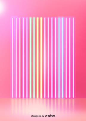 cấu trúc nền màu hồng tươi trẻ và bóng râm quả lắc , Hiệu ứng ánh Sáng., Sáng Tạo., Tỏa Sáng. Ảnh nền
