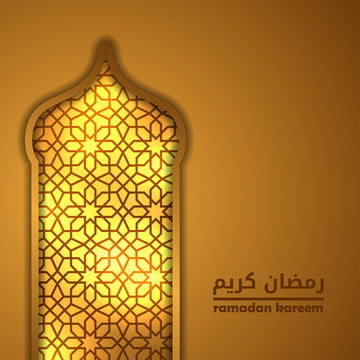 pattern geometrical windows mosque shiny golden for islamic event ramadan kareem and mubarak , Window, Arabic, Muslim Background image