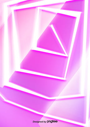 background of abstract purple neon fluorescent tube pattern , Luminous Efficiency, Geometric, Creative Background image