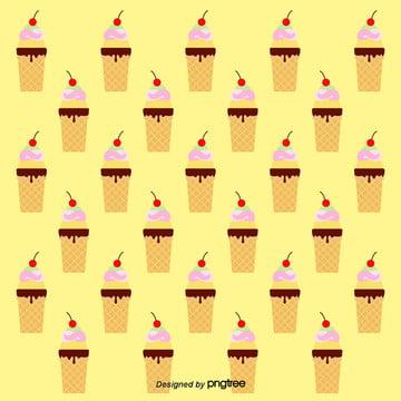 चॉकलेट चेरी आइसक्रीम सुंदर पृष्ठभूमि , आइसक्रीम, सुंदर, कॉफी रंग पृष्ठभूमि छवि