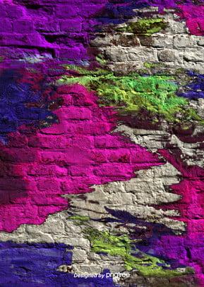 graffiti background color block , As Paredes, Color, A Cor De Fundo Imagem de fundo