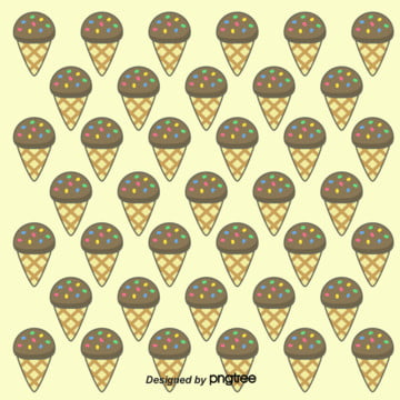 कार्टून पीले रंग की चॉकलेट आइसक्रीम पृष्ठभूमि , आइसक्रीम, चॉकलेट, चॉकलेट आइसक्रीम पृष्ठभूमि छवि