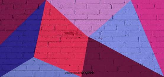 geometric block graffiti background , Geometric, Wall, Color Background image