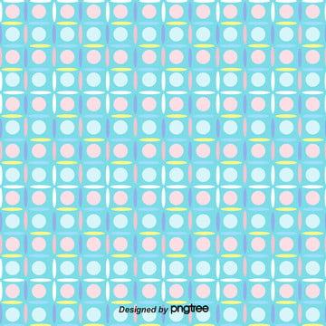 青幾何模様のテクスチャ , 幾何学, かわいい, 図案 背景画像