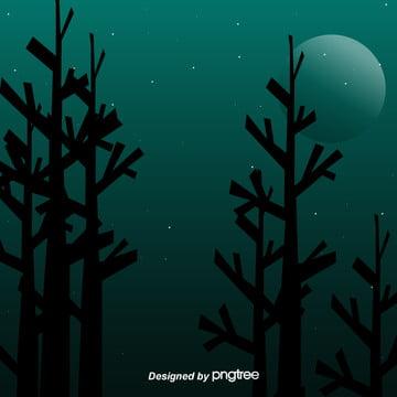 グラデーションの星空 , 幾何学, 日本風, 星 背景画像