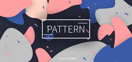 creative abstract color background 3d , Creative, Padrão, Color Imagem de fundo
