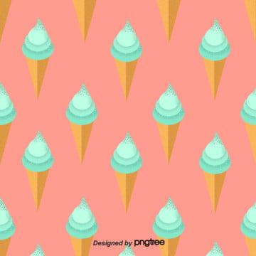 शांत आइसक्रीम तत्वों पृष्ठभूमि , आइसक्रीम, सुंदर, गर्मियों में पृष्ठभूमि छवि