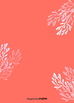 coral orange plant texture background , Plant, Plant Background, Orange Background image