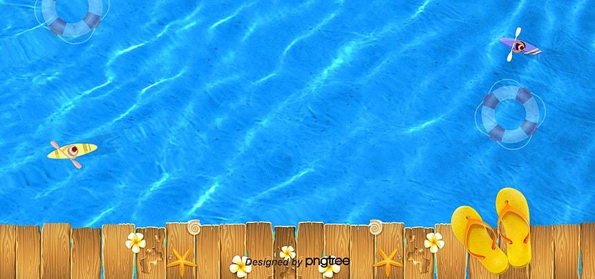 summer underwater background , Summer Background, Slipper, Soft Pale Background Background image