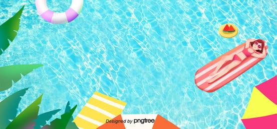 summer underwater background , Summertime, Summer Background, Underwater Background Background image