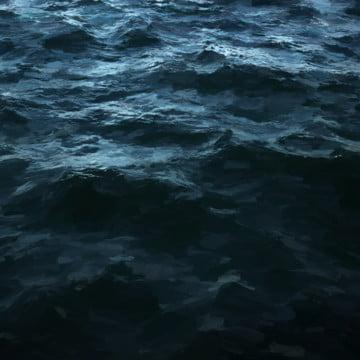 lautan yang dalam latar belakang , Latar Belakang, Biru, Berus imej latar belakang