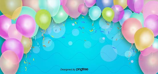 chúc mừng sinh nhật nền sáng tạo lập thể , Ruy Băng, Ý Tưởng Nền, Dễ Thương hình nền