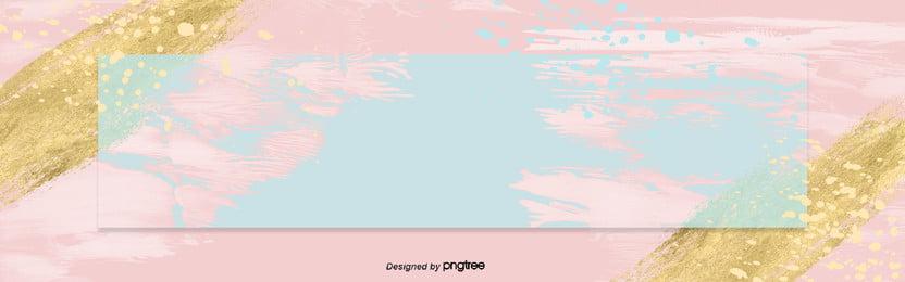 粉紅色的畫和金屬畫筆背景 , 幾何, 創意, 創作背景 背景圖片