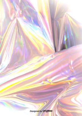 daluminium couleur irisée froissée 80 Résumé Art Image De Fond