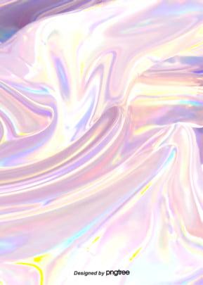 holographic iridescent color wrinkled foil , Holographic, Hologram, Texture Background image