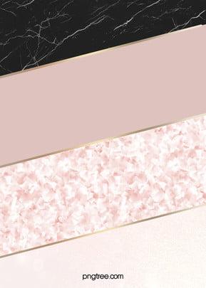 Rose Gold Geometric Edge And Corner Background, Geometric, Creative, Gorgeous, Background image