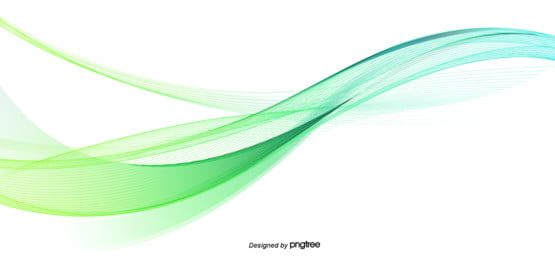 white hand painted style moving line green blue business line background , Irregularity, Dynamic, Superposition Background image