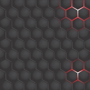 炭素繊維ベクトル背景赤 , 抄録, アート, 背景 背景画像