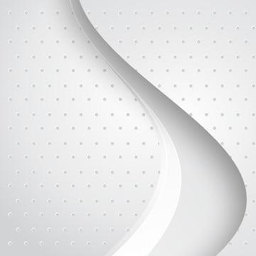 branco de fundo do vector abstrato curvo , Abstract, Arte, Fundo Imagem de fundo