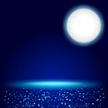 पूर्णिमा ब्लू वेक्टर पृष्ठभूमि , खगोल विज्ञान, पृथ्वी, ग्रहण पृष्ठभूमि छवि