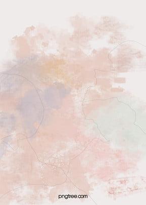 pincel de textura de fundo abstrato cor   de   rosa de ouro , Abstrato, Cores Quentes, Rosa De Ouro Imagem de fundo