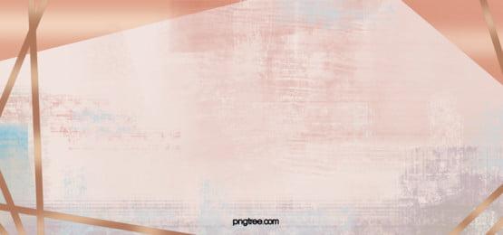 玫瑰金摘要刷子線紋理背景 , 抽象, 溫暖的顏色, 玫瑰金 背景圖片