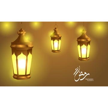 3 डी गोल्डन यथार्थवादी फांसी पर लटका दिया fanoos लालटेन दीपक के साथ चमकदार callig , सार, अरब, अरेबियन पृष्ठभूमि छवि